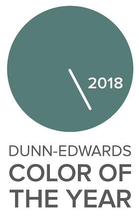 Color of the year 2018 logo